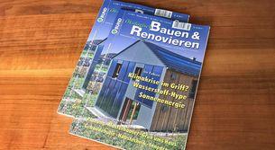 BUND Jahrbuch Ökologisch Bauen & Renovieren 2021