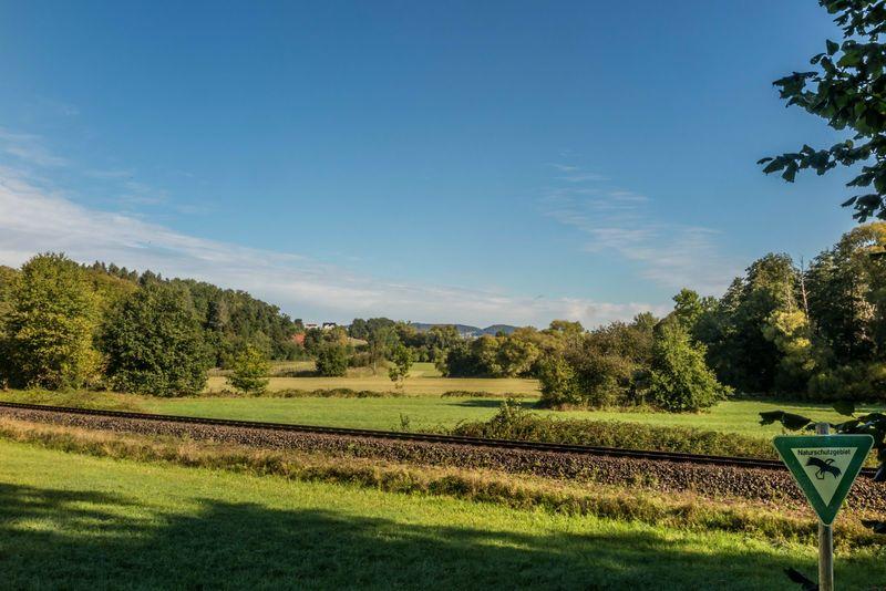 Nautrschutzgebiet Weschnitzaue im vorderen Odenwald