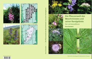 Bucheinband: Pflanzenwelt des Weschnitztales von Enno Schubert