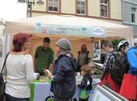 Bergsträßer Nachhaltigkeitsmesse in Bensheim (C. Dirr)