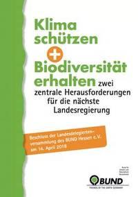 BUND-Forderungen zur Landtagswahl 2018
